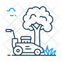 Garden Cleaning Icon