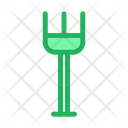 Fork Garden Pitchfork Icon