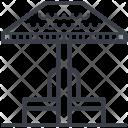 Park Pavilion Gazebo Icon