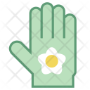 Garden gloves Icon