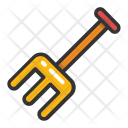 Garden Rake Icon
