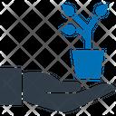 Garden Safety Icon