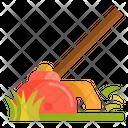 Garden Trimmer Trimmer Grass Icon