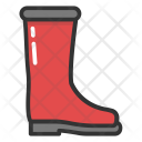 Clogs Gardener Boot Icon