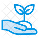 Gardening Growth Nature Icon