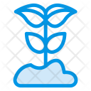 Gardening Growth Plant Icon