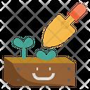 Gardening Eco Plant Icon