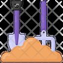 Gardening Equipment Icon
