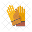 Gardening Gloves Icon