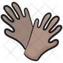 Gloves Gardening Gloves Handgear Icon