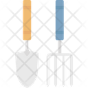 Cutlery Fork Kitchen Tools Icon