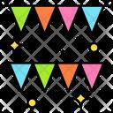 Garland Ornament Celebration Icon