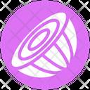 Garlic Allium Clove Icon