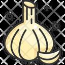 Garlic Vegetable Vegetarian Icon