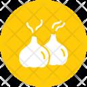 Garlic Condiment Spice Icon
