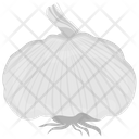 Garlic Bulb Icon