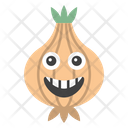 Garlic Emoji Icon