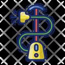 Garment Steamer Icon
