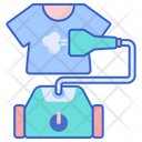 Garment Steamer Cloth Steamer Electric Icon