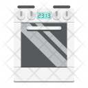 Gas Stove Kitchen Icon