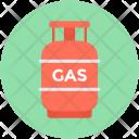 Gas Cylinder Kitchen Icon