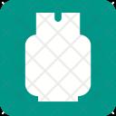 Gas Cylinder Bottle Icon