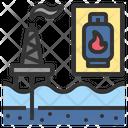 Gas Fuel Rig Icon