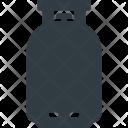 Gas Buttle Butan Icon