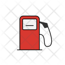 Gas Station Oil Icon