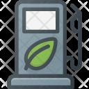 Gas Station Bio Icon