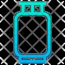 Gas Bottle Kitchenware Kitchen Equipment Icon
