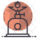 Gas Stove Cooking Icon