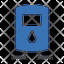 Gas Geyser Smart Icon