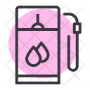 Gas Fuel Petrol Icon