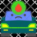 Gas Car Car Diesel Icon