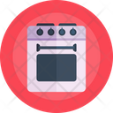 Electric Cooker Gas Cooker Cooker Icon