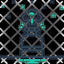 Gas Cyclinder Icon