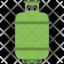 Gas Cylinder Storage Icon