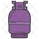 Gas Cylinder Cylinder Stove Icon