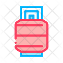 Metallic Barrel Brewing Icon