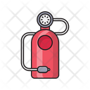 Cylinder Gas Meter Icon