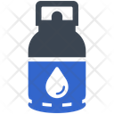 Cylinder Gas Kitchen Icon