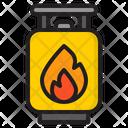 Gas Cylinder Gas Tank Gas Icon