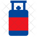 Gas Cylinder Cylinder Tank Icon