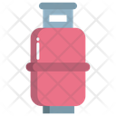 Natural Gas Gas Cylinder Fuel Icon
