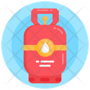 Lpg Gas Natural Gas Gas Cylinder Icon