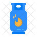 Gas Cylinder Gas Cook Icon