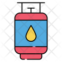 Gas Cylinder Gas Tank Natural Gas Can Icon
