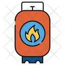 Gas Cylinder Gas Tank Natural Gas Icon