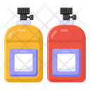 Gas Containers Gas Cylinder Gas Tanks Icon